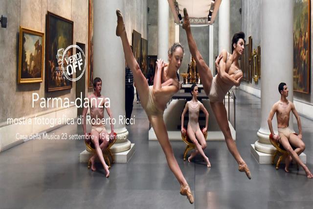 Parma danza le foto di ricci in mostra alla casa della for Mostra della casa moderna udine
