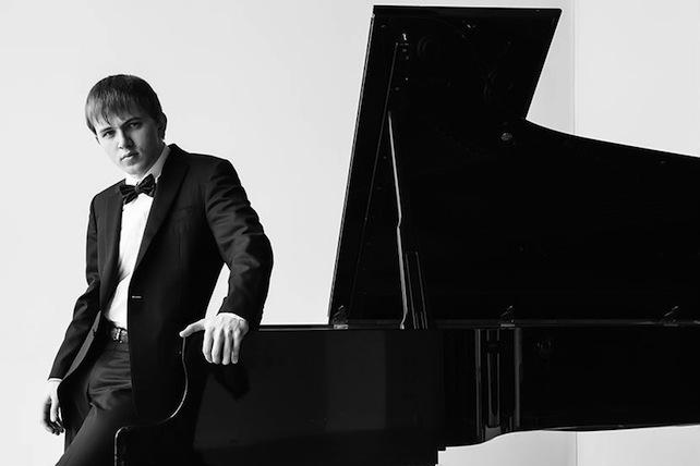 Il pianista filippo gorini alla casa della musica oggi a for Compositore tedesco della musica da tavola