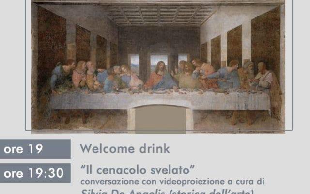 90ad1ebe6 Leonardo chef nella tavola più famosa del mondo: l'ultima cena